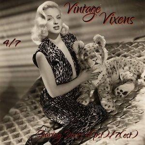 WEDNESDAY 4/7 Vintage Vixens Sign Up Sheet